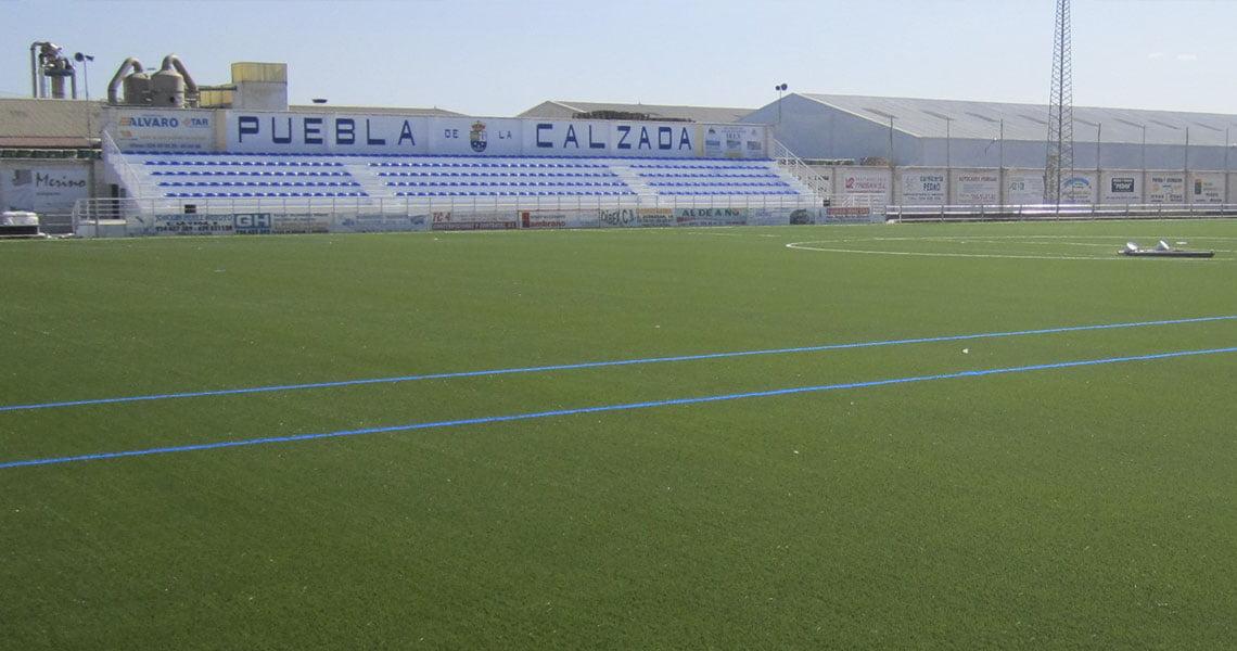 Campo de futbol de Puebla